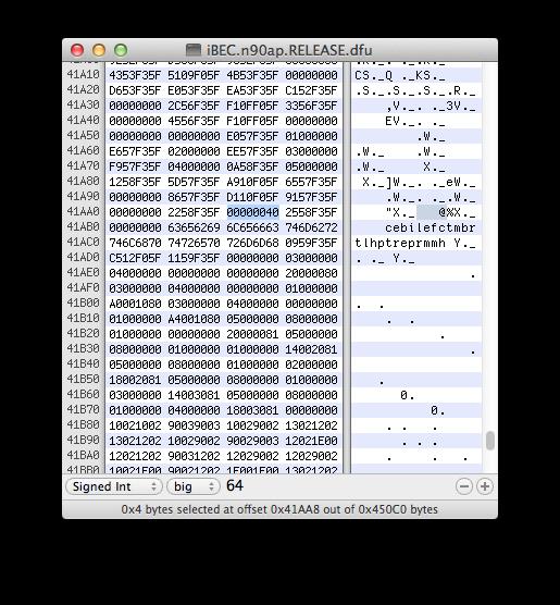 iOS Dualboot - iOS 4